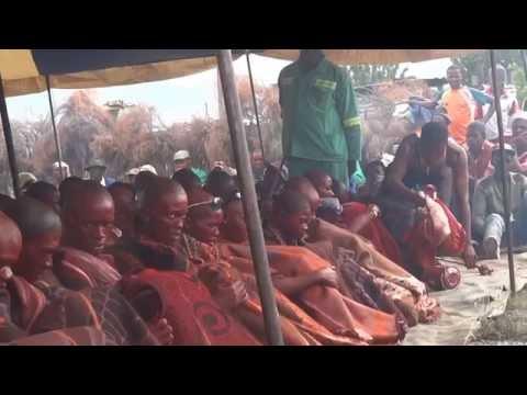 28 Dec 2013 Sterkspruit Sotho Initiates - Tsa Ntate Mohlomi Day 2 Part 1