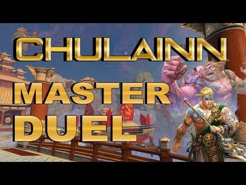 SMITE! Cu Chulainn, Hay que probar esto no?! Master Duel S4 #36