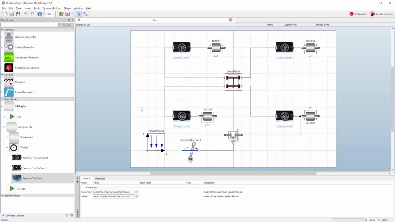 Quick Look at Configurable Models