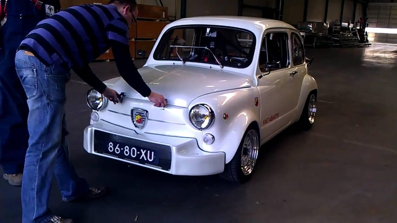 Fiat 600 Abarth Gsx R 1000cc Youtube