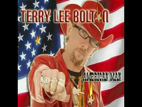 Terry Lee Bolton American Man Ala Alice Cooper, Lynyrd Skynyrd, Kiss, The Tubes