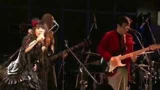 Fractale Live at Motion Blue 2013.11.30 還暦オヤジのモーションブル...