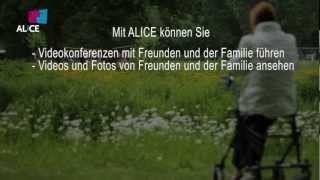 ALICE - Advanced Lifestyle Improvement system & new Communication Experience