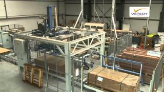 видео Террасная доска WERZALIT, производство германия