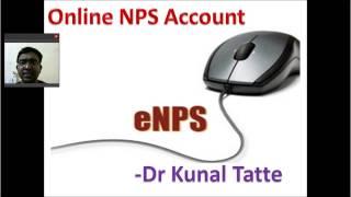 هـ NPS - خلق على الانترنت NPS حساب