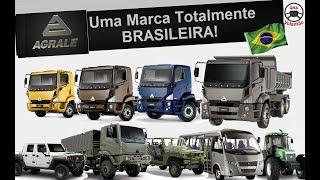 AGRALE - A Montadora Automotiva Brasileira