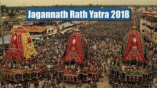 Jagannath Rath Yatra 2018