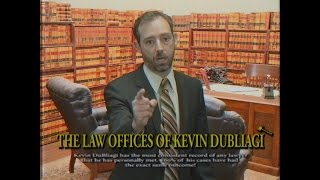 Kevin DuBliagi: Real Lawyer