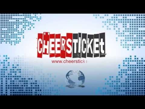 Tickets Booking Online for Movies, Live Shows, Sports, Music Concerts - CheersTicket.com