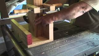 Building 8 Frame Bee Hive Boxes #2