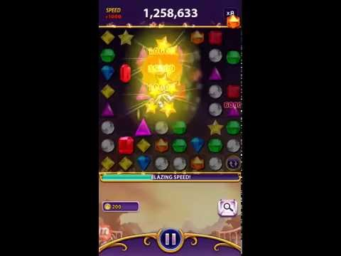 Bejeweled Blitz - Rising Star Gem - First Three Games