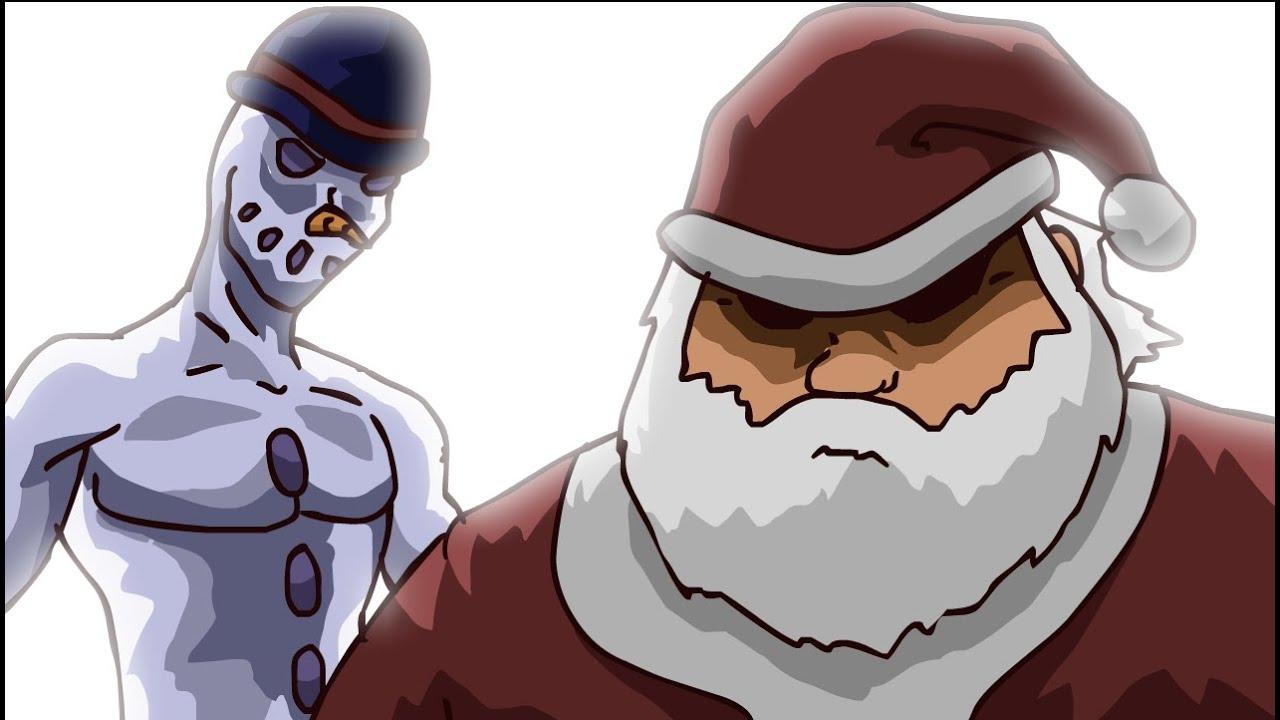 christmas turkey attack