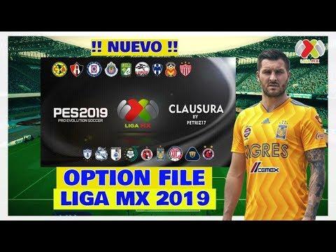 Full Download] Pes 17 Kit Liga Mx 2018 2019 Cruz Azul Pc