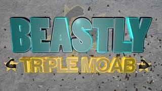 TRIPLE MOAB IN 6V6 KILL CONFIRMED - BEASTLY! thumbnail