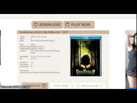 How to  Download  movies music games & stuff for free