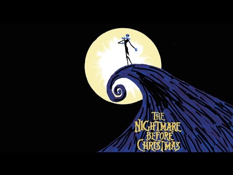 The Nightmare Before Christmas movie logo - Halloween* edition ~H ...
