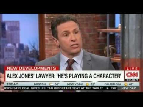 Court Case: Was Alex Jones acting the whole time? Alan Dershowitz weighs with Chris Cuomo