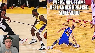 Reacting To Every NBA Team's Best Ankle-Breaker Since 2000!