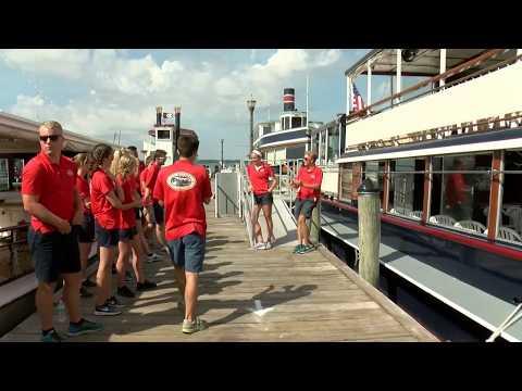 Lake Geneva Mail Boat Jumpers