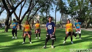 PAUWI NAKO | dance challenge | Bodyzone | ZIN Tops Cordell | ZinTops Angels |