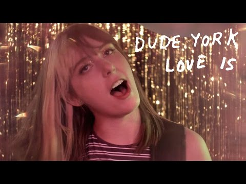 """Dude York - """"Love Is"""" [OFFICIAL VIDEO] Mp3"""