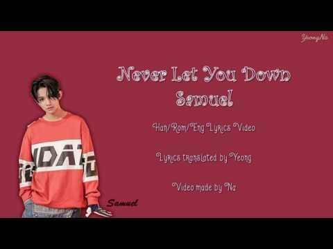[Han/Rom/Eng]Never Let You Down - Samuel...