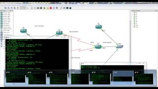 policy routing and ip sla tracking