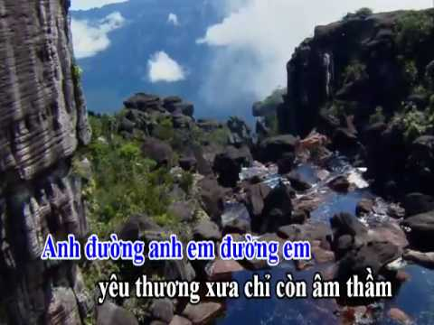 cho vua long em - video karaoke