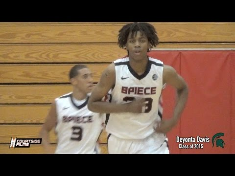 Deyonta Davis Drops 30 Points vs. Team Scan @ EYBL Peach Jam