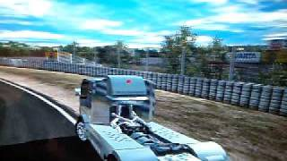 Mercedes Benz Truck Racing: Jarama (2º intento)