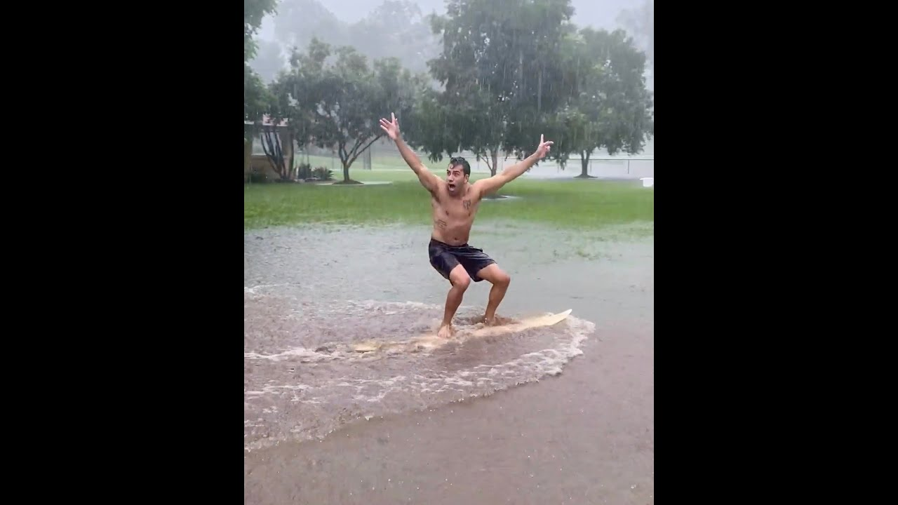 How to have Fun in the Rain!