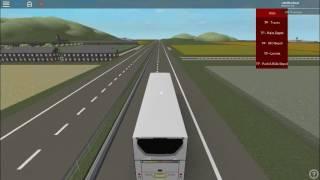 roblox uk simulator bus 2 jz coach to glenader