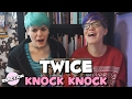 Download TWICE (트와이스) - KNOCK KNOCK ★ MV REACTION MP3 song and Music Video
