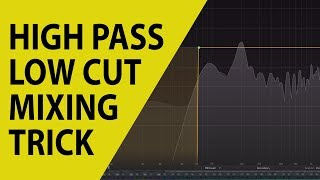 High Pass / Low Cut Mixing Tip