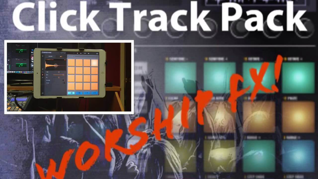 Click Track Pack:Worship FX(FREE)