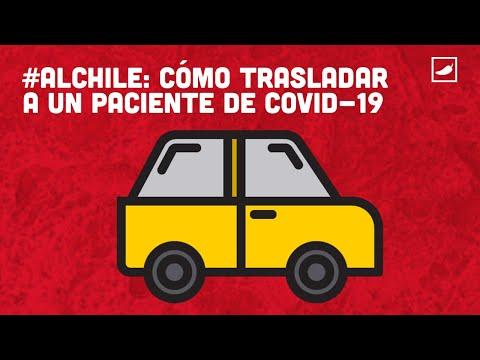 #AlChile ¿Cómo transportar a un paciente de #COVID19?
