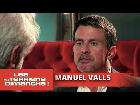 L'interview 'simplet' de Manuel Valls par Franz-Olivier Giesbert - Les Terriens du dimanche