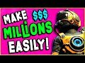 HOW TO MAKE MILLIONS OF UNITS! Other Money Making Methods - No Man's Sky Next Guide (Tips & Tricks)
