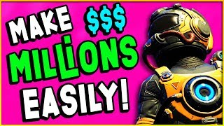 HOW TO MAKE MILLIONS OF UNITS! Other Money Making Methods - No Man