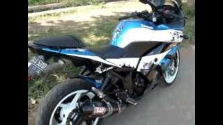 Yoshimura Carbon USA Ninja 250R