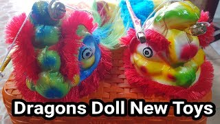 Mainan Anak Barongan Lucu Bisa Ngomong | New Kids Toys Lion Dance