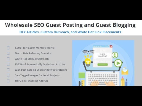 White Label SEO Company Reviews - Guest Post Service Reviews