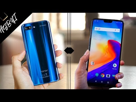 OnePlus 6 vs Honor 10 - Battle Of The BEASTS!
