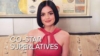 Co-Star Superlatives: Lucy Hale
