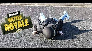 Fortnite In Real Life Parody