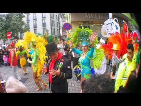 澳門國際幻彩大巡遊2017 Macau International Parade