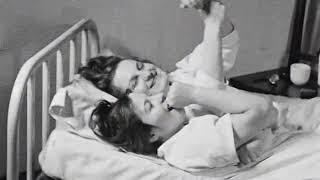Hysteria ward, 1935
