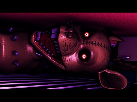 HE'S UNDER THE BED | Five Nights at Candy's 3 (FNaC) - Part 2