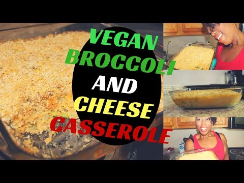 Episode 81: Vegan Broccoli and Cheese Casserole  🥦🧀