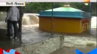 Pimpri Chinchwad Pawna Dam Over Flow Temples Under Water Wkt